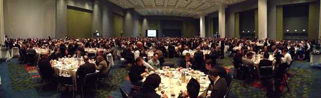 The Fisker Luncheon.
