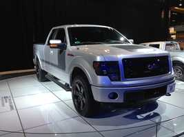 And seems to have a bright future with a new F-150.