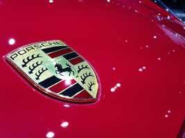 Iconic Porsche.