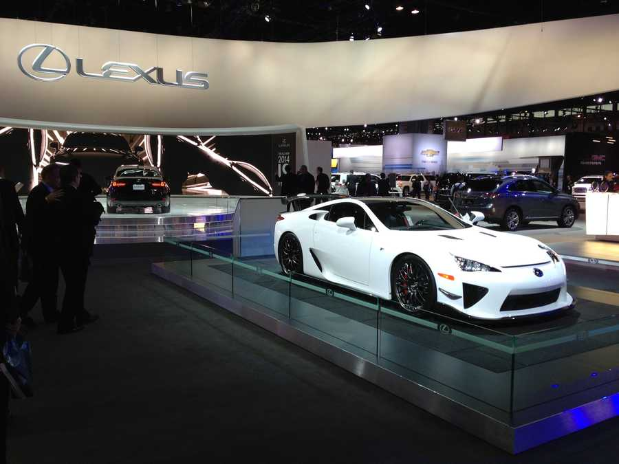 More from Lexus.