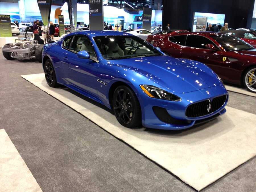 The Maserati Gran Tourismo Sport is yours for $126,000.