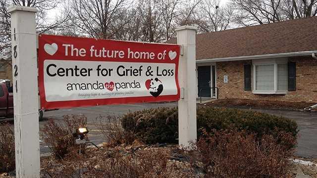 Amanda panda house