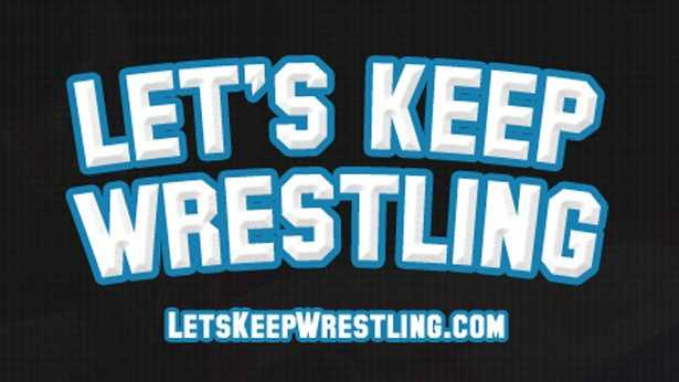 Let's keep wrestling