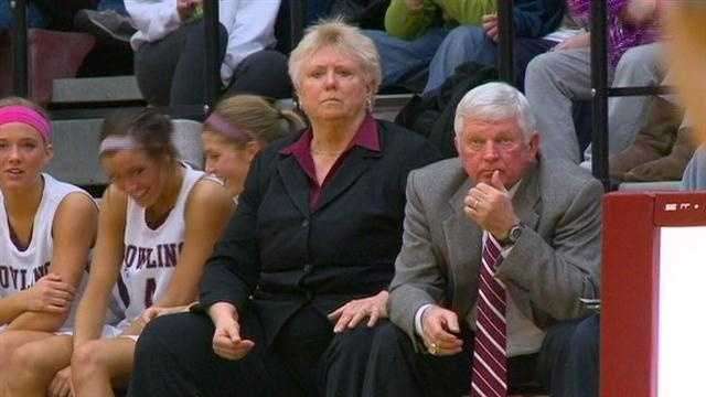 Bob and Sharon Hanson have won more than 700 games and five state titles in a 41-year coaching career.