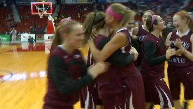 Wed. Girls State Hoops