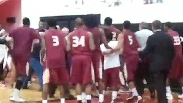 Team fight