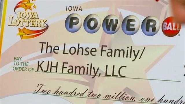 Lottery winners plan to bring a grocery store to their town