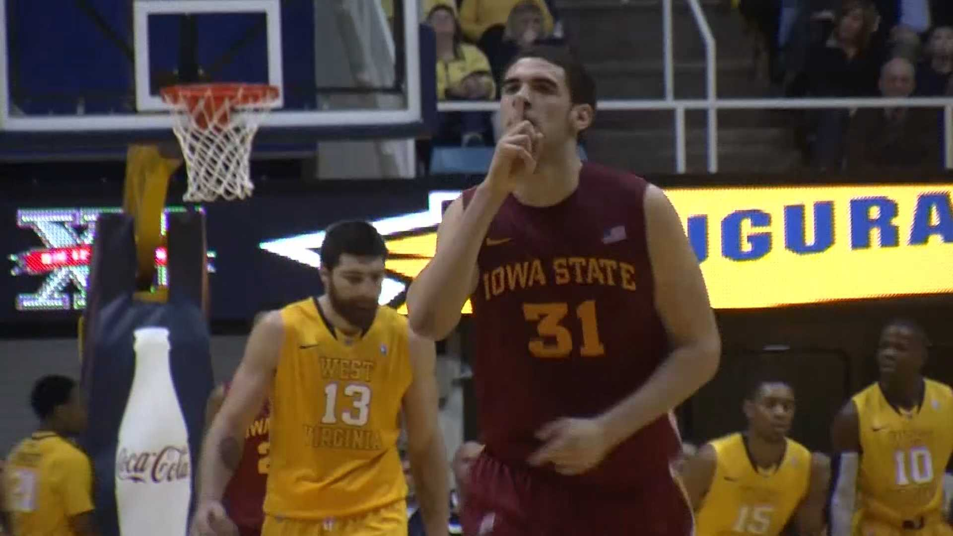 Georges Niang Iowa State Cyclones