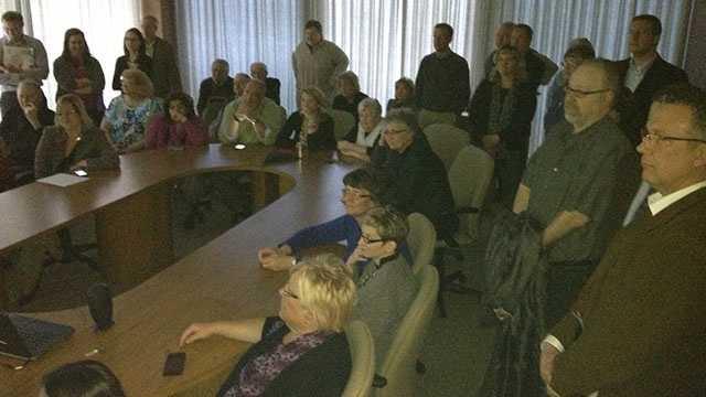 Iowa catholics watching