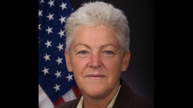 Obama cabinet - Gina McCarthy