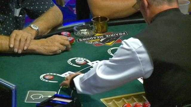 The Iowa Senate overwhelmingly approved legislation on Tuesday that could lift voluntary lifetime bans for gambling addicts.