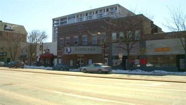 Kingland Systems is planning a new three-story building in the Campustown section of Ames after buying nine buildings in the area.