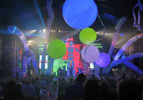 "BLUE MAN GROUP (February 18-23, 2014): BLUE MAN GROUP is best known for their wildly popular theatrical shows and concerts which combine comedy, music, and technology to produce a totally unique form of entertainment. The New York Times heralds the show as ""One of the most delightful performance pieces ever staged."" The Baltimore Sun raves, ""BLUE MAN GROUP packs a wallop. It's a big, loud, funny, silly, visually arresting production!"""