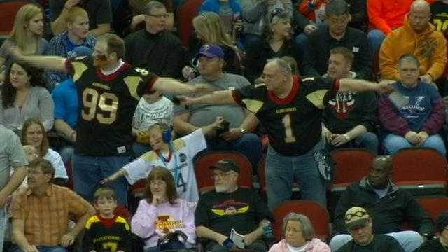 Barnstormers fall in home opener