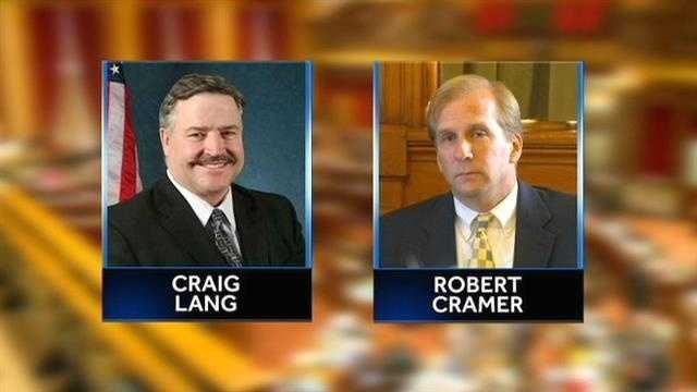 Lawmakers voted Monday on Gov. Terry Branstad's nominees for the Iowa Board of Regents.