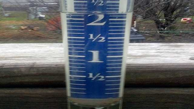Wet spring rains iowa