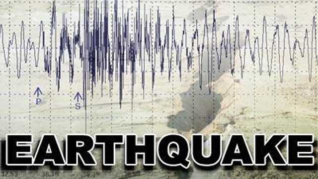 Earthquake In California Today Video