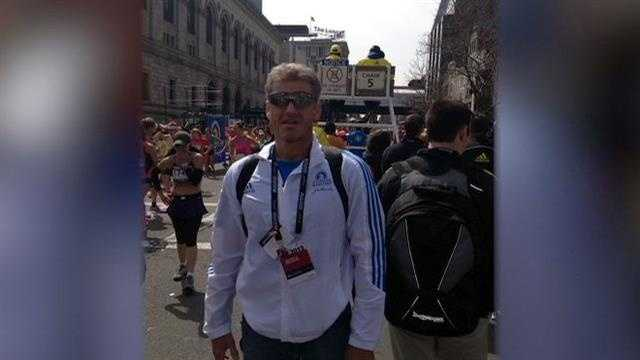 Two Iowans are sharing their experiences close to the chaos of Monday's Boston Marathon explosion.