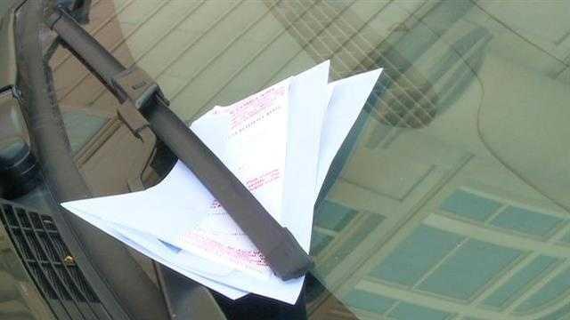 THe city of Des Moines plans new penalties for unpaid parking fines.