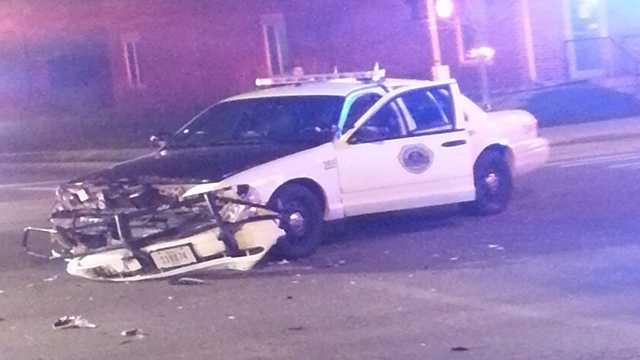 Des Moines crash