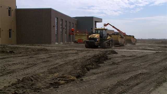 Gilbert high school new construction