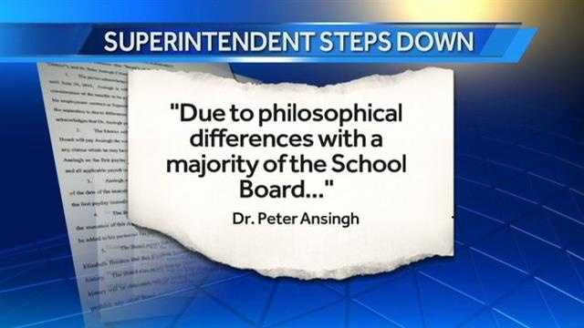 Ansingh statement