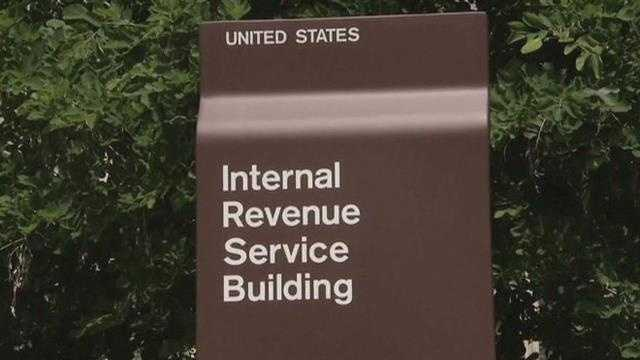 A top tea party official in Iowa says his group was targeted by the IRS.