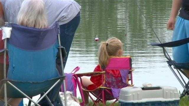 Kid fishing generic
