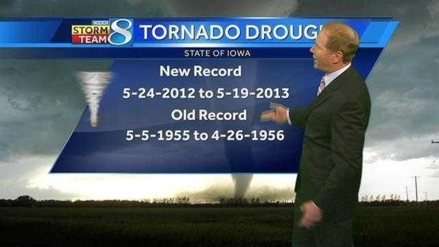 Tornado drought
