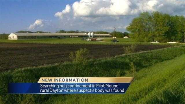 4:30 p.m.: DCI Director Charis Paulson said the girls were taken to a rural agricultural facility southeast of Dayton.