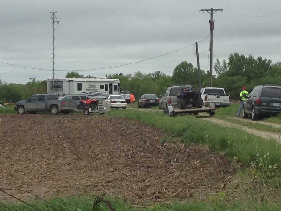 Wednesday: Search expanded around Dayton