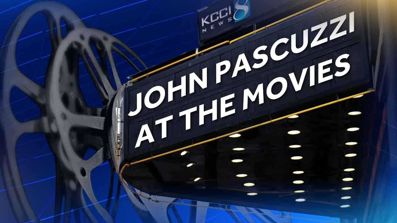 John Pascuzzi at the movies
