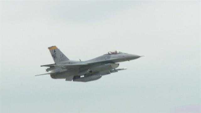 Iowa's F-16s will start disappearing this summer