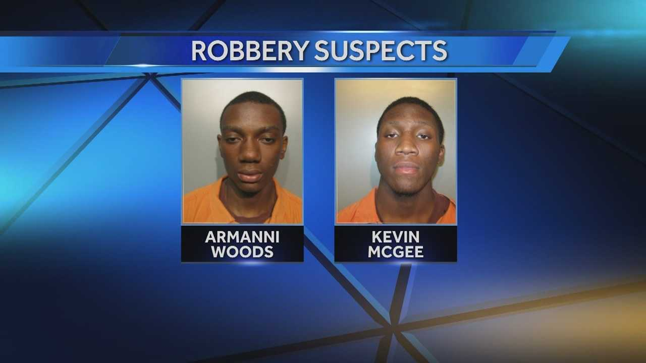 Three teens are behind bars after police said they were caught breaking into a Des Moines home.