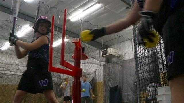 Waukee softball
