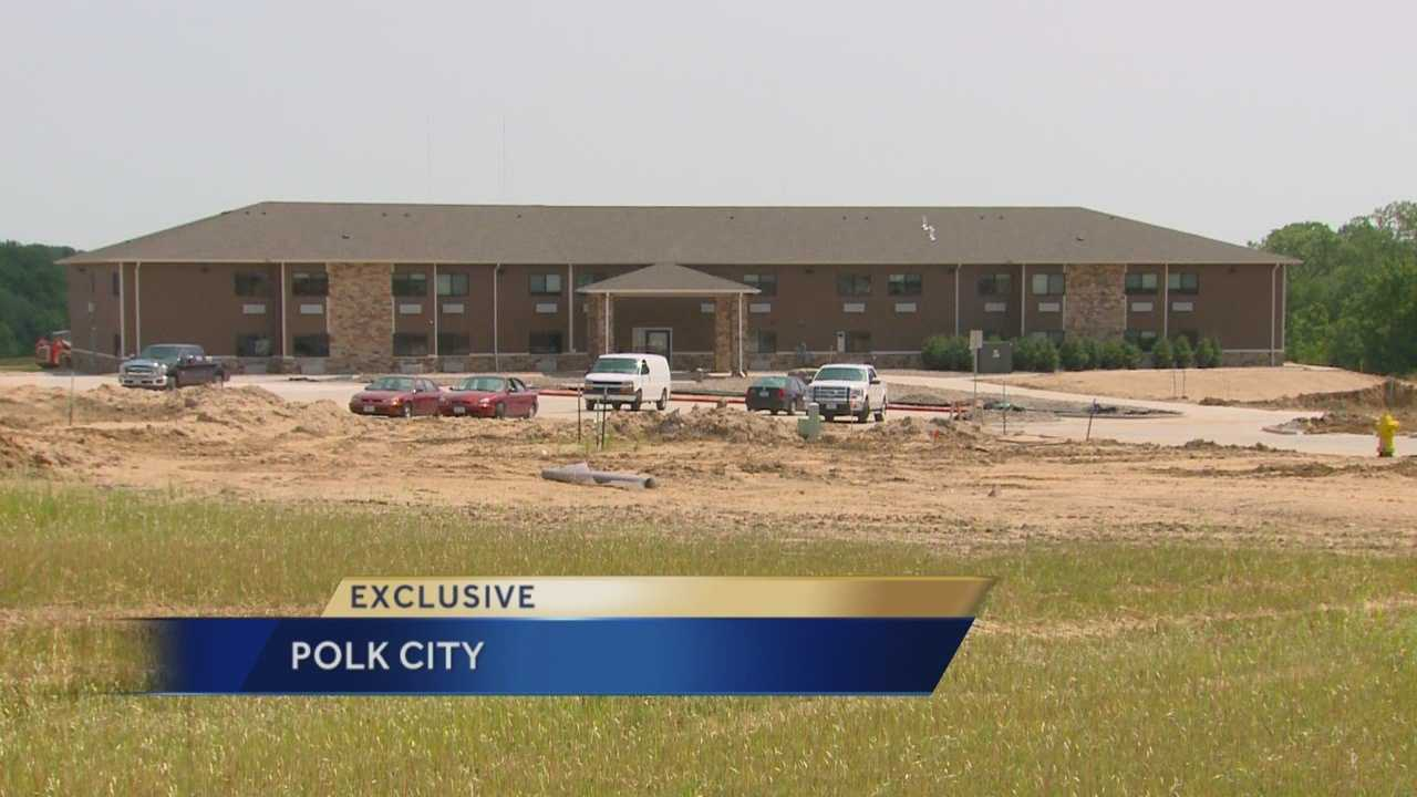 Golfers can play and now stay at the new hotel at the Tournament Club of Iowa in Polk City.