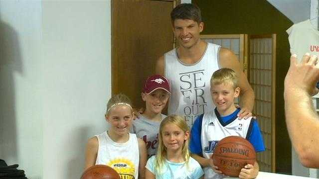 Pella's Kyle Korver won&#x3B;t be suiting up the rest of this season.