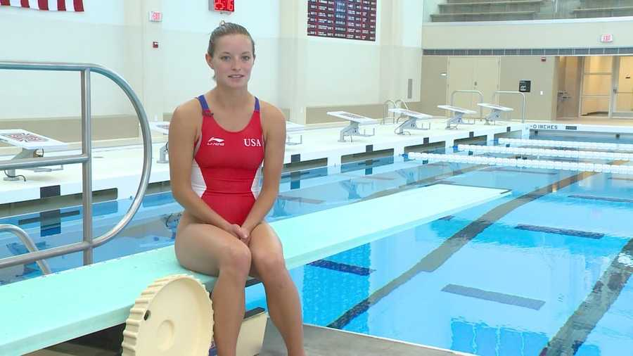 Grinnell Diving Coach Earns Silver Medal