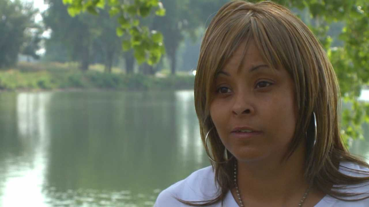 An Iowa mother is calling on others to help find ways to stop violence.