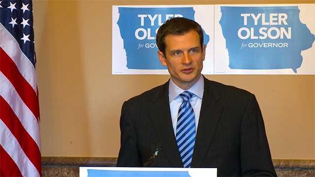 Tyler olson campaign
