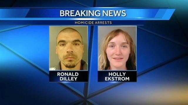 Webster county homicide arrests