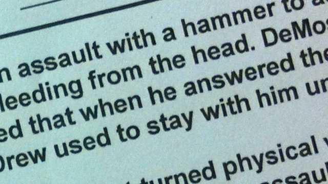 Hammer assault