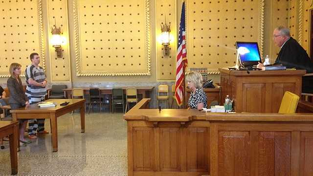 Joshua Powell sentencing