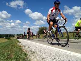 RAGBRAI heads to Knoxville