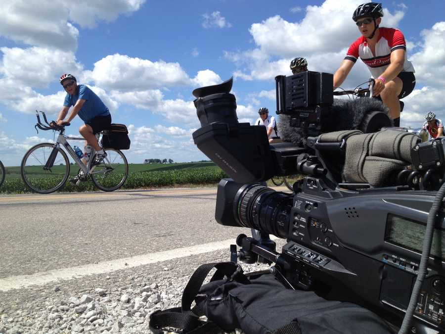 RAGBRAI headed to Knoxville
