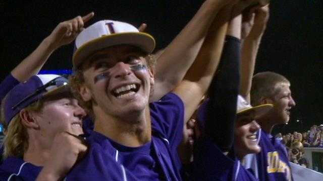 Johnston's Trevor McCauley had no idea his night could get any better