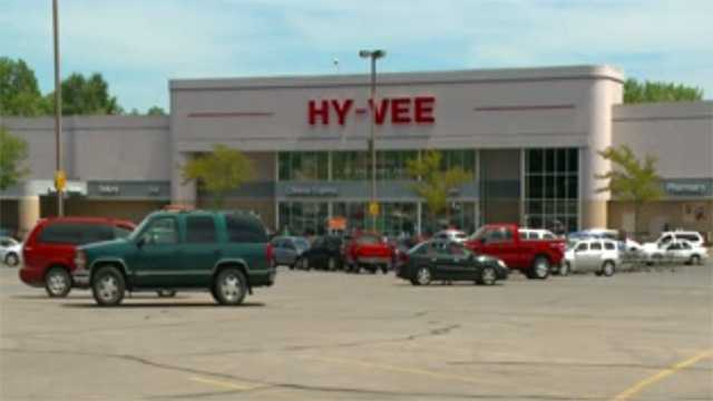 Hy-Vee on Southeast 14th in Des Moines