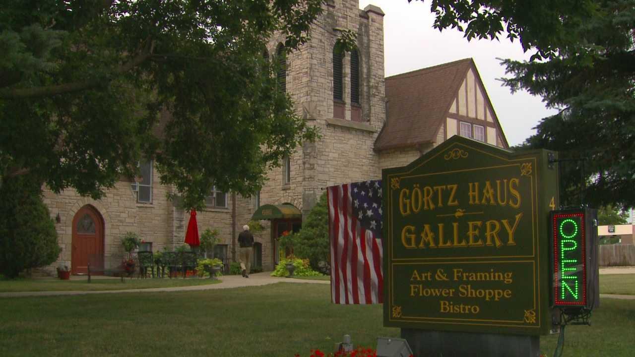 Gortz Haus in Grimes