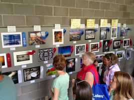 Iowa State Fair photo exhibit