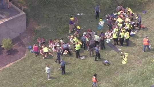 Kansas school bus crash